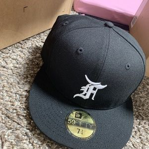 Fear of god new era hat